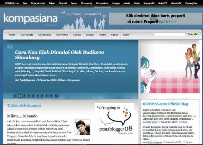 Screen Grab of Komsiana