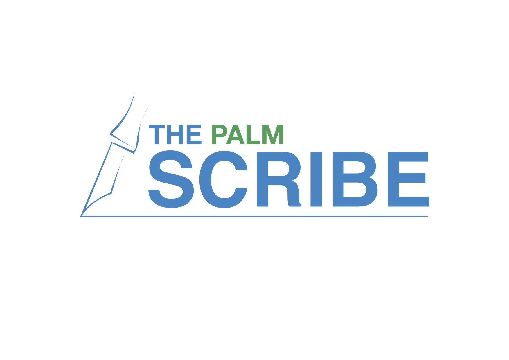 Palm Scribe Logo